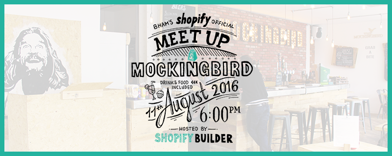 Shopify Meetup Event!